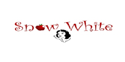 Snow White - Website logo